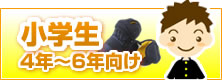 小学生 (4年〜6年)向け 甲手・小手(単品)