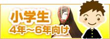 剣道 面(単品) 小学生(4年〜6年)