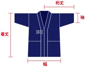 剣道着サイズ